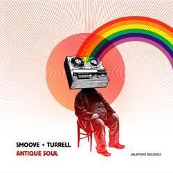 """Cover der CD """"Antique Soul""""; der Band """"Smoove + Turrell"""""""