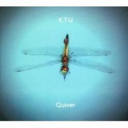 """Cover der CD """"Quiver""""; der Band """"KTU"""""""
