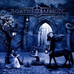 "Cover der CD ""Phoenix""; der Band ""Agathodaimon"""