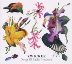 "Cover der CD ""Songs of Lucid Dreams""; der Band ""Zwicker"""