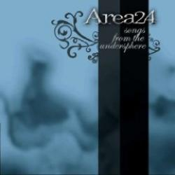 "Cover der CD ""Songs from the Undersphere""; der Band ""Area 24"""