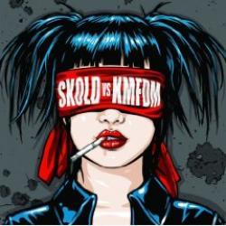 "Cover der CD ""Skold Vs.Kmfdm""; der Band ""Skold Vs.Kmfdm"""