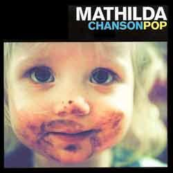 "Cover der CD ""Chansonpop""; der Band ""Mathilda"""
