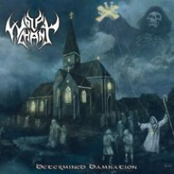 "Cover der CD ""Determined Damnation""; der Band ""Wolfchant"""