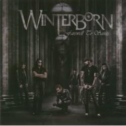 "Cover der CD ""Farewell to Saints""; der Band ""Winterborn"""