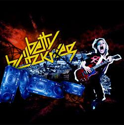 "Cover der CD ""Voodookind""; der Band ""Betty Blitzkrieg"""