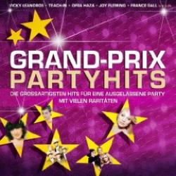 "Cover der CD ""Grand-Prix Partyhits""; der Band ""Various"""