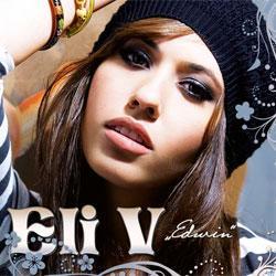 """Cover der CD """"Edwin""""; der Band """"Eli V"""""""