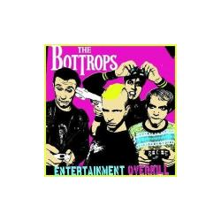 "Cover der CD ""Entertainemt Overkill""; der Band ""The Bottrops"""