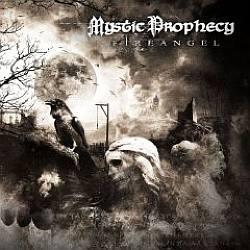 "Cover der CD ""Fireangel""; der Band ""Mystic Prophecy"""