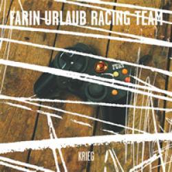 """Cover der CD """"Krieg""""; der Band """"Farin Urlaub Racing Team"""""""