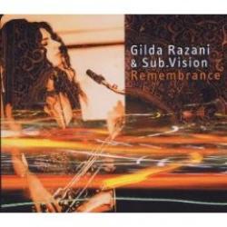 "Cover der CD ""Remembrance""; der Band ""Gilda Razani & Sub.Vision"""