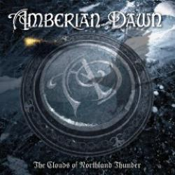 "Cover der CD ""The Clouds of Northland Thunder""; der Band ""Amberian Dawn"""
