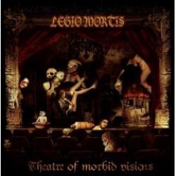 "Cover der CD ""Theatre of Morbid Vision""; der Band ""Legio Mortis"""