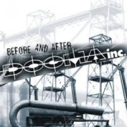 """Cover der CD """"Before and After""""; der Band """"DOGMA Inc."""""""