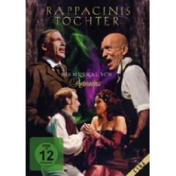 "Cover der CD ""Rappacinis Tochter""; der Band ""Aeternitas"""