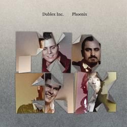 "Cover der CD ""Phoenix""; der Band ""Dublex Inc."""