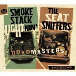 """Cover der CD """"Roadmasters""""; der Band """"Seatsniffers und Smokestack Lightnin"""""""