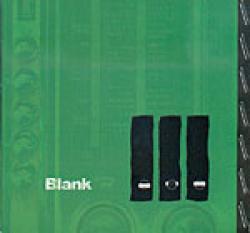 "Cover der CD ""Blank""; der Band ""Blank"""