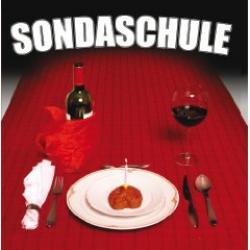 """Cover der CD """"Herzlichen Glückwunsch""""; der Band """"Sondaschule"""""""