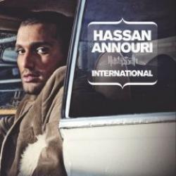 "Cover der CD ""International""; der Band ""Hassan Annouri"""