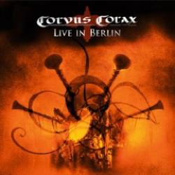 "Cover der CD ""Live in Berlin""; der Band ""Corvus Corax"""