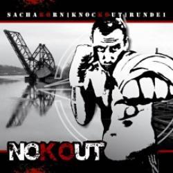 "Cover der CD ""Nokout""; der Band ""SACHA KORN"""