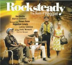 "Cover der CD ""Rocksteady – The Roots Of Reggae""; der Band ""V/A"""