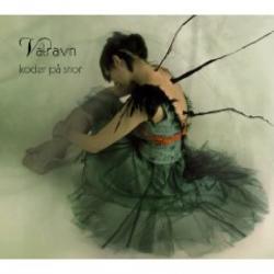 """Cover der CD """"Koder Pa Snor (Codes on Strings)""""; der Band """"Valravn"""""""