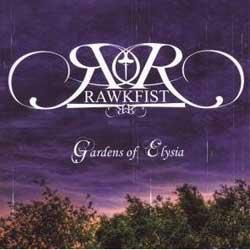 "Cover der CD "" Gardens of Elysia""; der Band ""Rawkfist"""