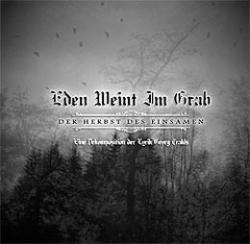 """Cover der CD """"Der Herbst des Einsamen""""; der Band """"Eden Weint Im Grab"""""""