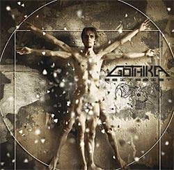 """Cover der CD """"ZeitGeist""""; der Band """"Gothika"""""""