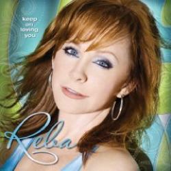 """Cover der CD """"Keep On Loving You""""; der Band """"Reba McEntire"""""""