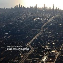 "Cover der CD ""Dollars And Dimes""; der Band ""Owen Temple"""