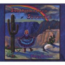 "Cover der CD ""Southwestern Serenade""; der Band ""Patty Parker"""