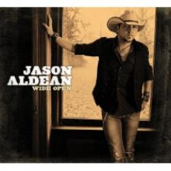 "Cover der CD ""Wide Open""; der Band ""Jason Aldean"""