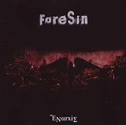"Cover der CD ""Enarxis""; der Band ""ForeSin"""