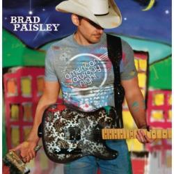 "Cover der CD ""American Saturday Night""; der Band ""Brad Paisley"""