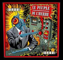"Cover der CD ""Tilt""; der Band ""Le Peuple de l'Herbe"""