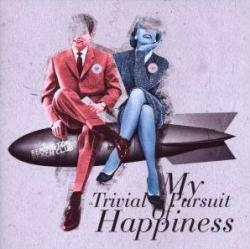 "Cover der CD ""My Trivial Pursuit Of Happiness""; der Band ""Remington Beach Club"""