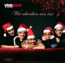"""Cover der CD """"Wir Schenken Uns Nix""""; der Band """"Viva Voce"""""""