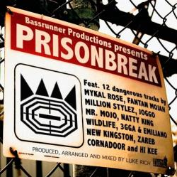 "Cover der CD ""Prisonbreak Riddim Sampler""; der Band ""Various Artists"""
