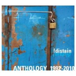 "Cover der CD ""Anthology 1992-2010""; der Band ""Distain"""