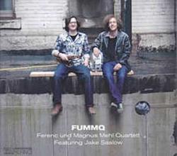 """Cover der CD """"Baden verboten!""""; der Band """"FUMMQ - Ferenc und Magnus Mahl Quartett feat. Jake"""""""
