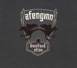 """Cover der CD """"Bastard Etno""""; der Band """"Afenginn"""""""
