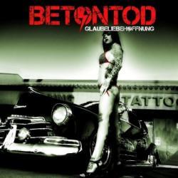"Cover der CD ""GlaubeLiebeHoffnung""; der Band ""Betontod"""