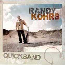 "Cover der CD ""Quicksand""; der Band ""Randy Kohrs"""