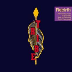 "Cover der CD ""Rebirth""; der Band ""Tribe"""