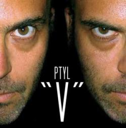 """Cover der CD """"""""V"""" / Loki""""; der Band """"Ptyl"""""""