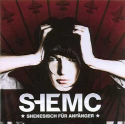 """Cover der CD """"Shenesisch für Anfänger""""; der Band """"SHE MC"""""""